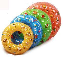 A alta qualidade personalizou o anel inflável da nadada do PVC