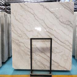 Mattonelle di marmo bianche di /Marble della lastra di Hotsale per le mattonelle di pavimentazione