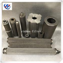 Edelstahl gesponnener Ineinander greifen-Filtereinsatz/Wasser-Filter/Hydrauliköl-Filter/Luftfilter