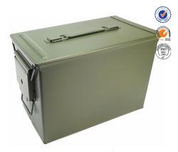 Aipu 도매 방수형 군용 금속 암모 캔/암모 박스 중국 공장