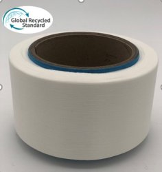 100%; fil de polyester recyclé fils Mono 20D/1 30D/1; 40D/1 50D/1