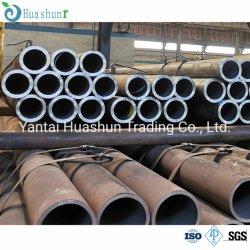 ASTM A106B Tubo de acero al carbono perfecta