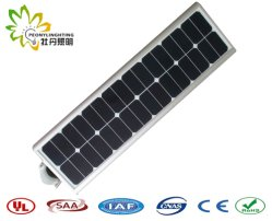 Fabrieksprijs!!40wip65,Integrated All In One Solar Led Street Light!!Menselijk Lichaam Infrarood Inductie!!Buitentuin/Muur/Binnenplaats/Pathway/Snelweg/Gazon Lamp