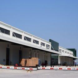 هيكل الصلب لمستودع المعادن الخفيفة لبناء المعادن الصناعية