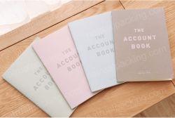 Горячая продажа заводские установки Custom шитья ноутбук бумаги бумага печать