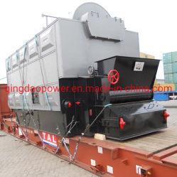 L'industrie du charbon, biomasse, les copeaux de bois Chaudière à vapeur alimentées au générateur 1-4T/HR de l'industrie alimentaire