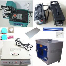 小型フルセットの紫外線オーブンのパッドの印刷機械装置