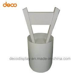 Kreative Tasse Form Getränke Lebensmittel-Papier-Box Karton Dump Bins Standfuß