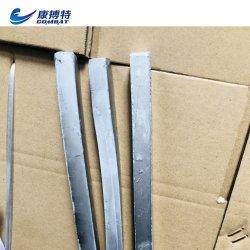 Elemento de aquecimento Estampagem Tungsten Bar Praça da barra de tungsténio como aditivos Steelmelting Billet de tungsténio