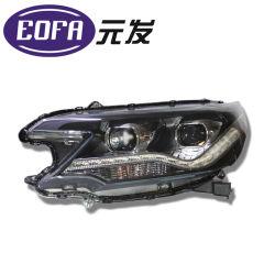 La lente óptica doble conjunto de Faros Faros de xenón HID para Honda CRV