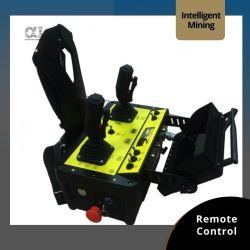 Máquinas pesadas de alta qualidade sem fio de rádio da indústria de equipamento de construção do controlador remoto