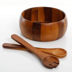 Фантазии в ремесленных мастерских подарочный набор настраиваемых из естественной древесины Shell чашу с ложкой