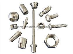 Precisión personalizada Sujetador con forma anormal o material especial.
