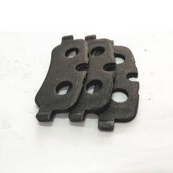 Emboutissage de métal de pièces automobiles de la plaque arrière Plaquettes de frein avec IATF16949