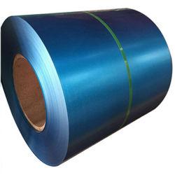 Material de Metal Galvanizado PPGI Prepainted bobinas de acero galvanizado