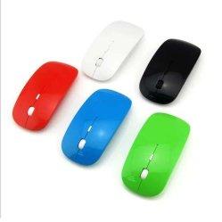 Ultrafino 2,4Ghz Mouse óptico sem fio Sem fio Mouse barato