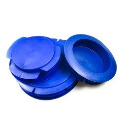 مصنّعة صينية مقاومة للأشعة فوق البنفسجية مقاومة للصدمات LDPE 60 مم-240 مم أنبوب بلاستيكي سدادات طرفية