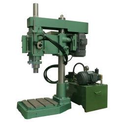 Entièrement automatique des prix bon marché de perçage vertical de haute performance en appuyant sur la machine pour le travail des métaux