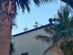 Überwachungs-Radarsysteme für Grenzen, Küstenlinien und kritische Infrastrukturen