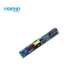 W 6-18 mois Triac Driver de LED à gradation utiliser pour T5 T8 T10 du feu du tube fluorescent