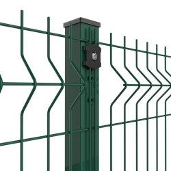 Amazon выбор сетки 50x200x4мм порошковое безопасности сварной проволочной сеткой ограждения для ЕС (SF)