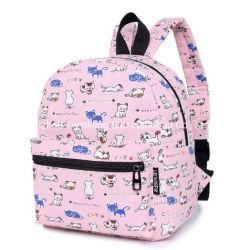 Mode Mini Rucksäcke Reisen Mädchen Niedlich Union Tier Benutzerdefinierte Voll Drucken Schultaschen Cat Printing Rucksack Großhandel