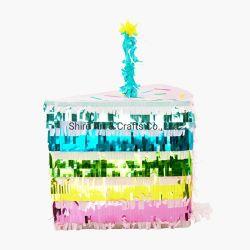 Pastel, piñata, parte de suministros de parte de decoración la decoración del hogar Decoración de Navidad Pinata pastel