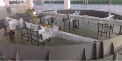 Modulares Vertikales Fördersystem Bergbau Welle Stahl Hochgeschwindigkeitstransport