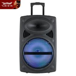 """8'' 10""""12""""15"""" Portable Piscina Carrinho Wireless Bluetooth Bateria recarregável Speaker MP3 6814"""