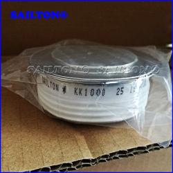 Fast Disk Type Kk1000A 2500V di Dt accensione/spegnimento Tiristore inverter