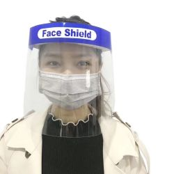 Коллектор защитную маску для лица удалите защитную маску для лица защитный Anti-Fog перед лицом защитный щиток подсети