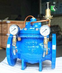 El diafragma / Pistón Control de agua, reducción de presión válvula de regulación (GL200X)