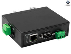 10/100m à 1 port série RS-232/485/422 Device Server Ut-6001 série