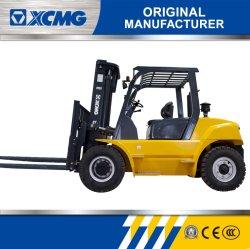 XCMG bester verkaufenchinese 8 Tonnen-Dieselgabelstapler mit Isuzu 6bg1 Motor