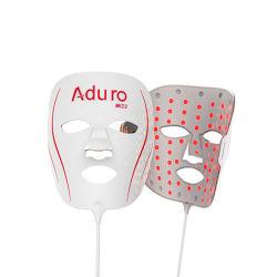 Door Aduro FDA goedgekeurd LED-masker voor anti-veroudering lichttherapie