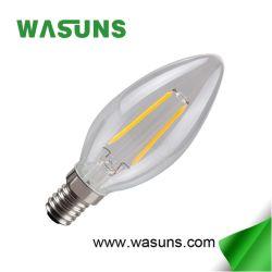 LED 전구 E27 E14 필라멘트 캔들 전구