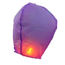 الطيران البيضاوي عرض البحر الحيوي الاتجاه الصيني الجديد جميل النار بالون مصابيح عملاقة من ورق السماء