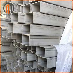 سعر المصنع 904L 304 316 316 316 L A269 الفولاذ المقاوم للصدأ أنابيب مربعة أنبوب مربع SS