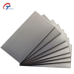 201/202/ (304/304L/316/316L/317/317L/310/410/430) superficie in lamiera di acciaio inox (2B/mirror/8K)