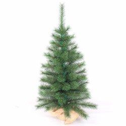 Yh20171 mesa escritorio clásico de agujas de pino de Navidad Árbol de Navidad Decoración de Navidad