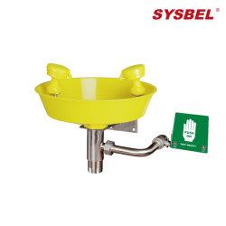 Emergência de segurança montado na parede da estação de lavagem de olhos (WG7023Y)
