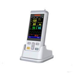 De mano inalámbrico High-Precision Monitor de Paciente Signos Vitales