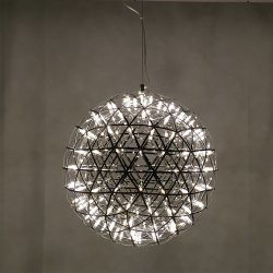 새로운 디자인, 현대적인 패션 스타 천장 조명, 광섬유 펜던트 라이트 스파크 LED 행잉 램프