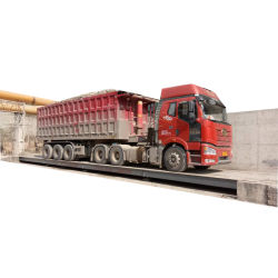 Het Gewicht van de Schaal van het voertuig aan boord van de Schalen van de Vrachtwagen