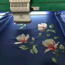22 jefes de máquinas de bordado computarizado de máquina de coser máquina textil