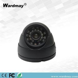 Capteur CCD Wardmay 420tvl/600tvl/700TVL Taxi à l'intérieur de la caméra de sécurité CCTV avec câble de tête de l'aviation 4p