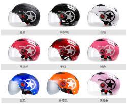Boa qualidade Cheap face aberta capacete de motocicleta barato