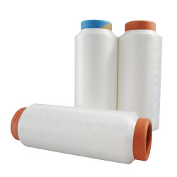 80% poliestere 20% nylon filato in microfibra per tessuti per asciugamano e. Tessuto