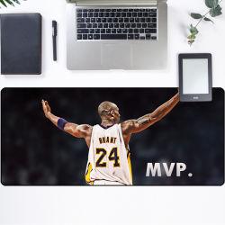 NBA-thema grote Muismat 300*800mm met vergrendeling