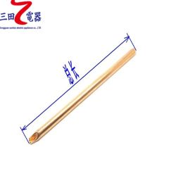 ノートの冷却装置の粉によって焼結させる銅のヒートパイプ